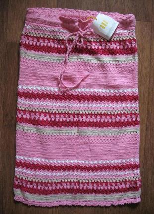 Вязаная юбка на подкладке muchacha (испания)