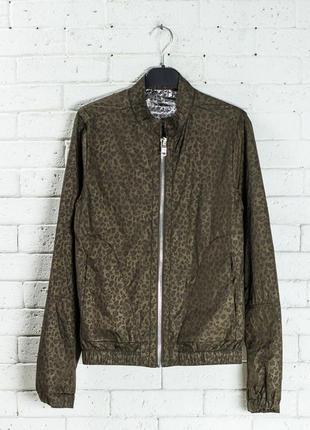 Новая с биркой курточка от бренда zara