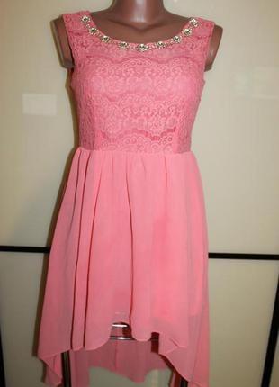 Платье бренда boohoo, размер uk 8, eur 36, на 42 р