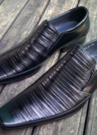 Черные мужские туфли 2019 - купить недорого мужские вещи в интернет ... facaf88ebb7f0