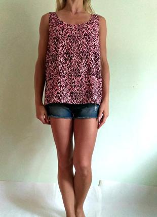 Новая легкая базовая блуза 14