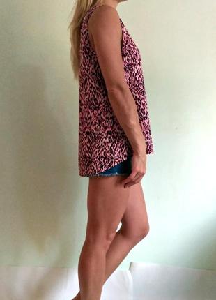 Новая легкая базовая блуза 143 фото