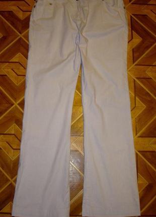 Джинсы cotton traders р.14 с высокой посадкой
