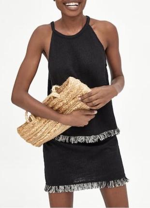 Юбка,мини юбка,твидовая,твид,костюм zara, чёрная юбка красивее чем джинсовая юбка