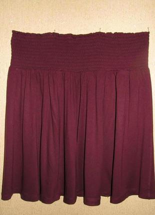 Классная летняя юбка h&m
