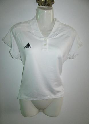 Новая футболка adidas climalait