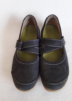 Фирменные кожаные мокасины, спортивные туфли от hartjes xs p. 38 стелька 24 ,5 c274a8fd441