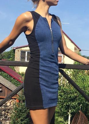 Повседневное платье от h&m