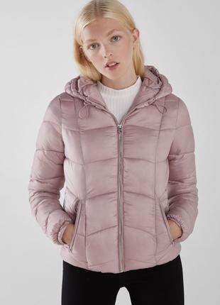 Куртка bershka размер xs s m l