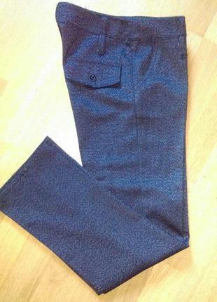 Классические брюки в составе шерсть