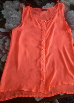 Распродажа!!!легкая блуза большого размера