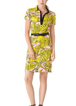 Платье marc cain  juicy fruit print