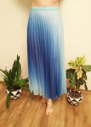 Новая юбка плиссе бренд atmosphere