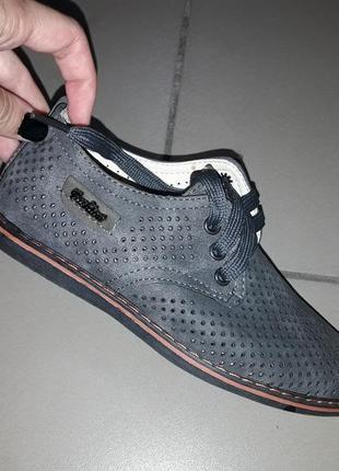 Туфли на мальчика школьные