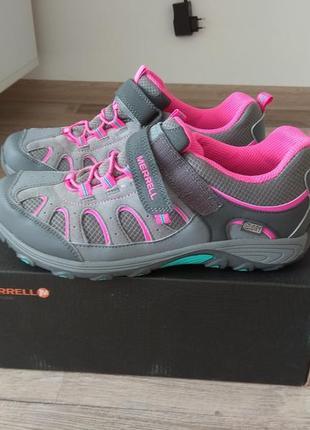 Обувь для девочек Merrell 2019 - купить недорого вещи в интернет ... 38c723106598d