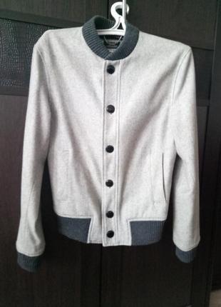 Пальто куртка бомбер размер xs-s