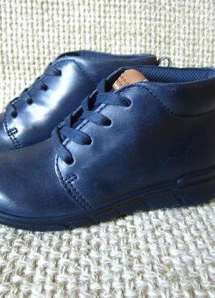 Черевички туфельки дитячі шкіряні ecco first 754171 розмір 25 15234e204c5eb