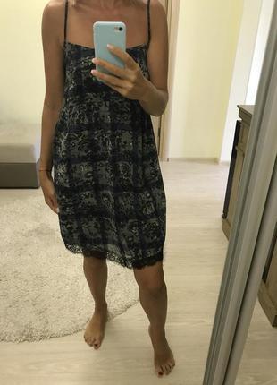 Сарафан платье mango новый