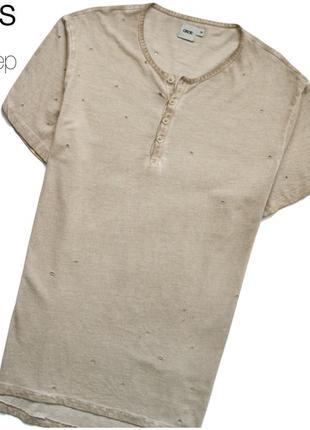 Asos m / удлинённая футболка