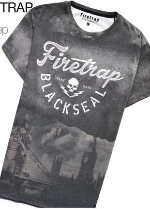 Firetrap l / футболка с принтом