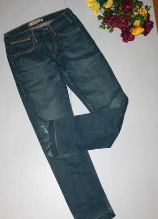 Модные джинсы размер 29/32