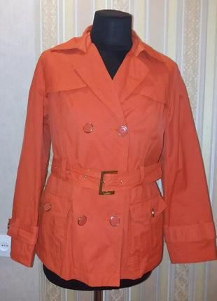 Легкая куртка-ветровка, плащ викенд