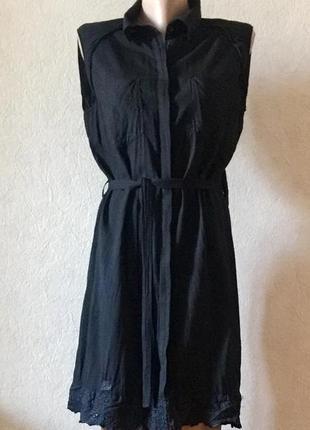Платье-халат