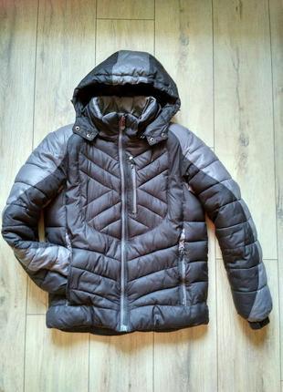 Куртка зимняя на мальчика 10-12 лет