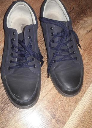 Туфли для мальчика р.38