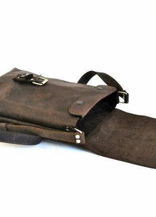 Мужская кожаная сумка b640