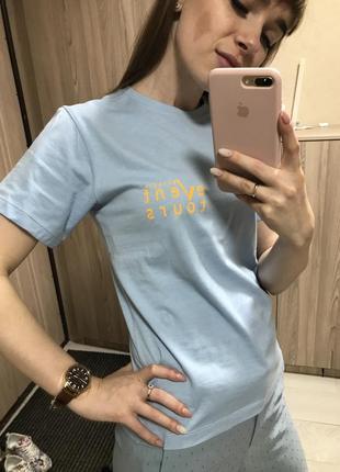 Очень качественная и нежная футболка