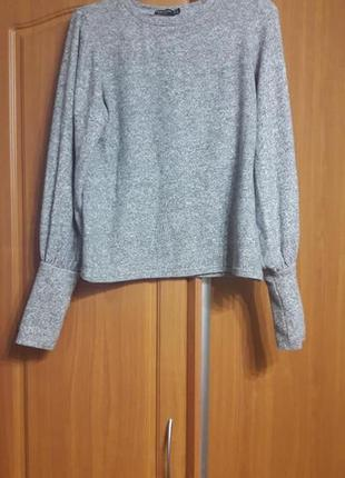 Кофта свитер джемпер бершка bershka xs-s