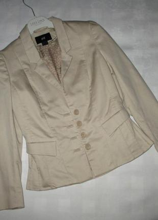 Классический пиджак от h&m, рост 146-152-158 см