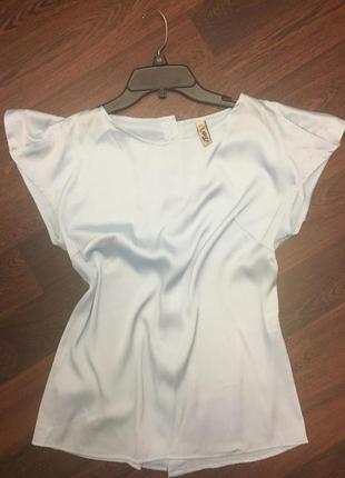 Шикарная блузка шелк a.tan андре тан в состоянии новой