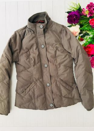 Пуховик пуховая куртка