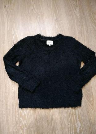 Теплая кофта, свитер травка