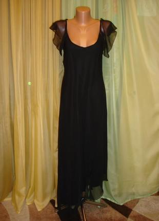 """Длинное  платье """"yessica"""""""