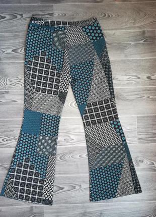 Турецкие  стрейчевые штаны  высокая посадка ( длина -  106 см )