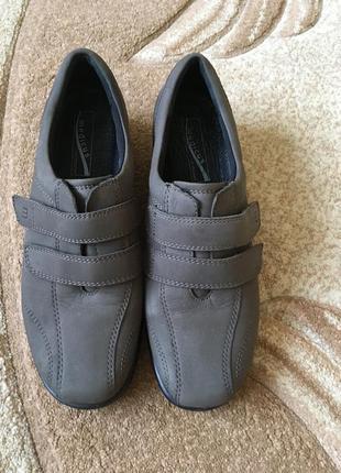 Туфли кожа medicus