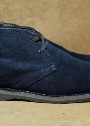 Ботинки bikkembergs boot desert tag 710. оригинал. 43-44 р./29 см.