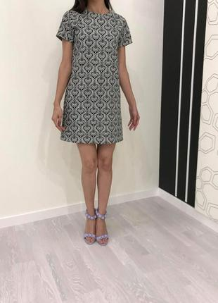Платье zara, размер s, короткое