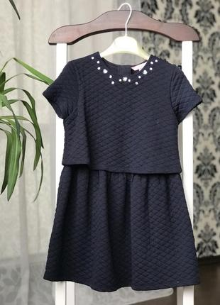 Платье ovs на 7-8 лет