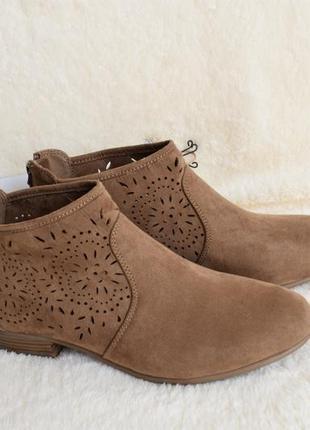 Шикарные ботиночки с германии.
