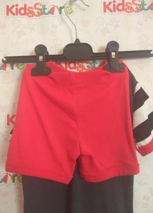 Новая пижама для мальчика пират, h&m, 05063670013