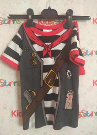 Новая пижама для мальчика пират, h&m, 05063670012