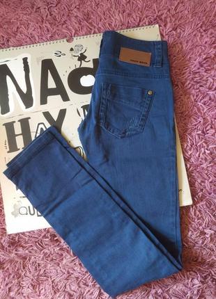 Прекрасные кэжуал брюки / джинсы