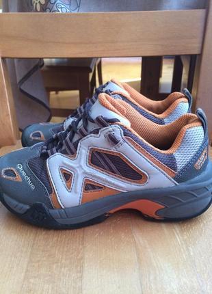 Кроссовки ботинки quechua 32-33 р. 20.5 см.