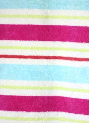 Уютный махровый халат  с капюшоном от  st.bernard3