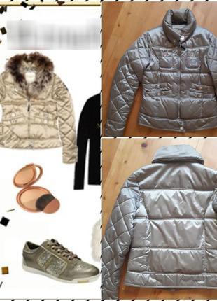 Куртка от нидерландского бренда nickelson.
