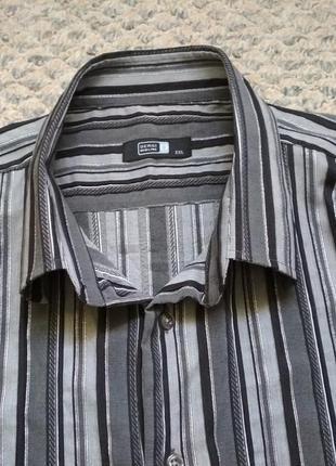5c105b50edf Мужская стрейчевая рубашка турецкого бренда dergi